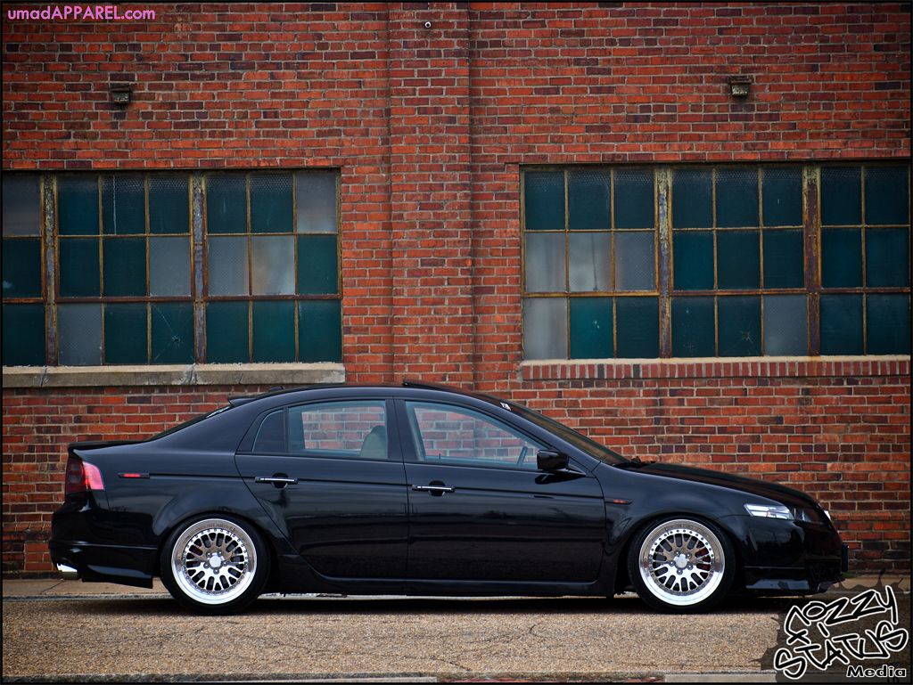 Gallery Acura TL Slideshow - Acura tl bc coilovers
