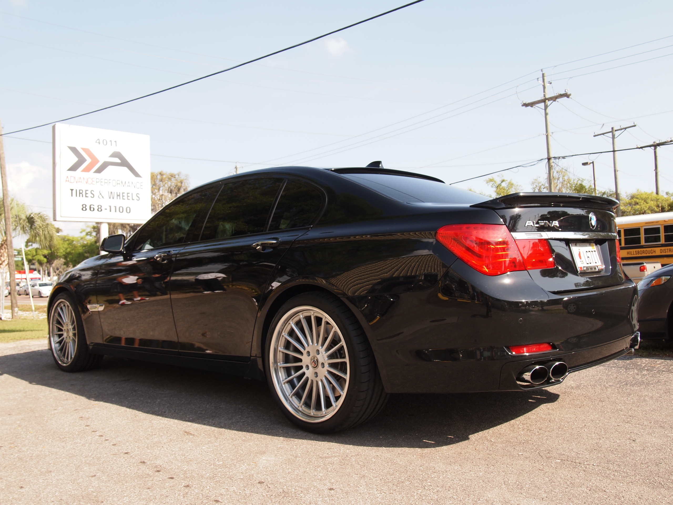 2012 bmw alpina b7 twin turbo