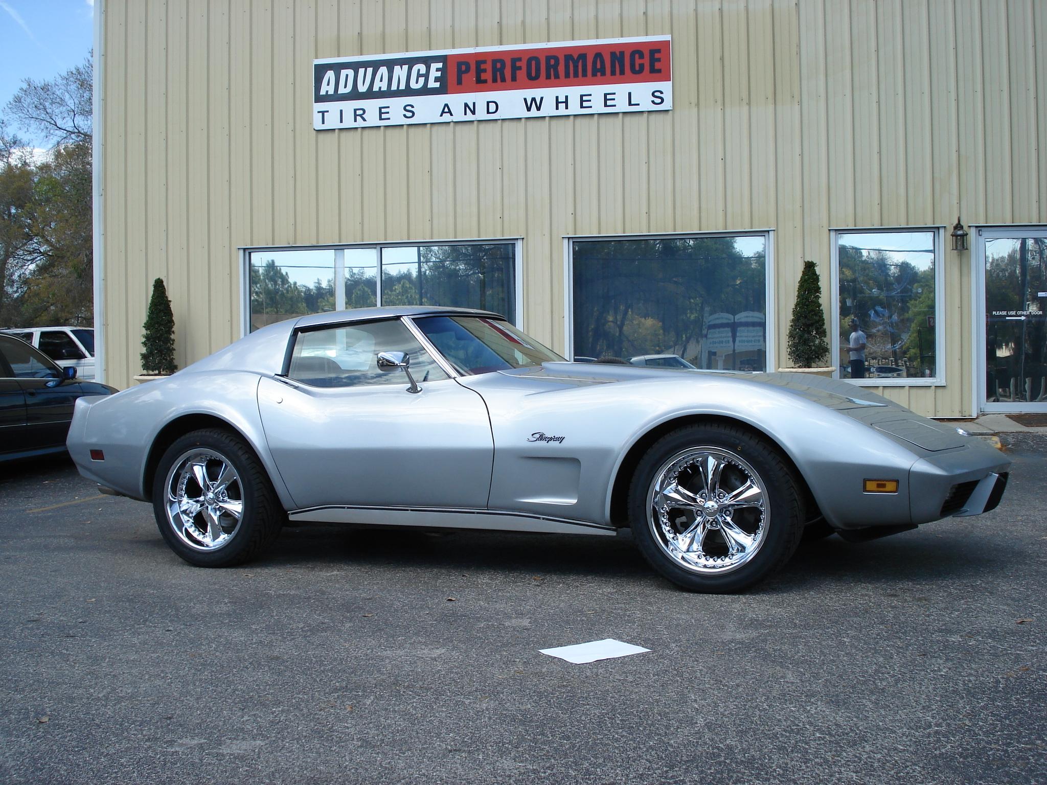 C3 Corvette Foose Wheels